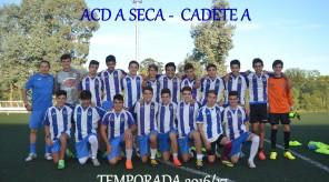 Cadete A 2016/17